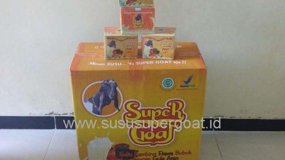 Susu Super Goat Medan