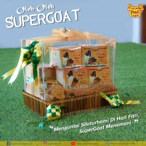 paket lebaran supergoat