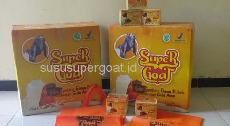 Susu Super Goat Samarinda