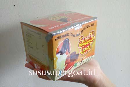 Susu Super Goat Blitar